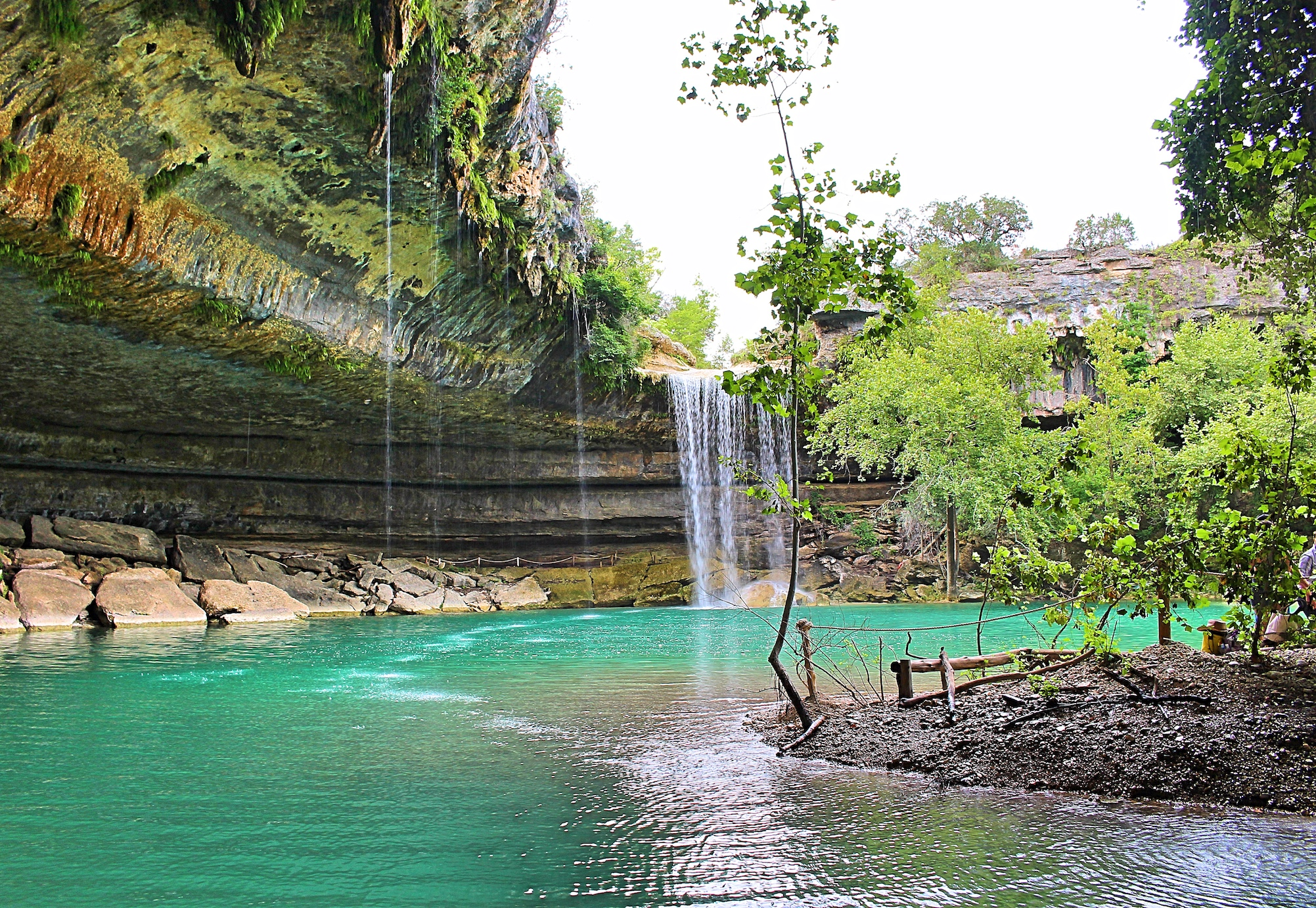 Will Fly For Beer Hamilton Pool A Well Kept Texan